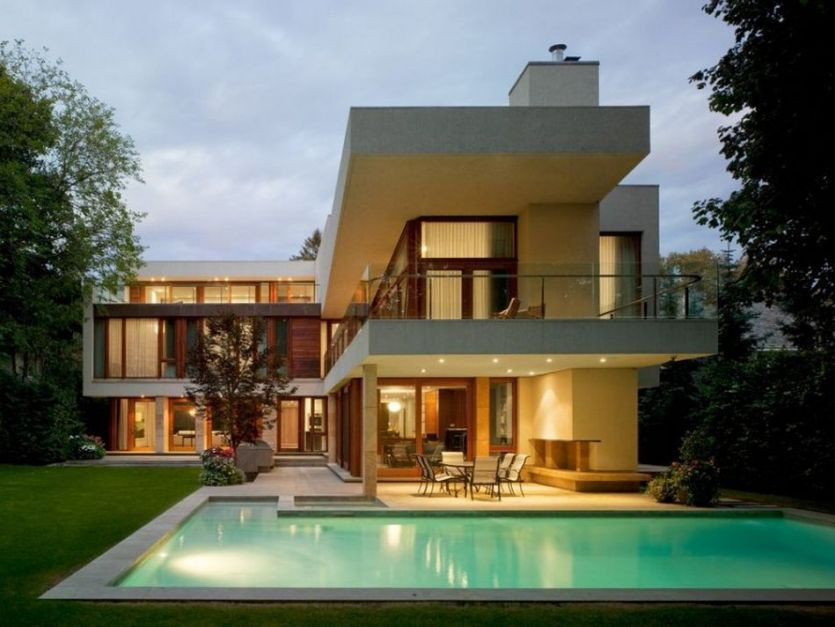 Top Inspirational Modern House Design 2014