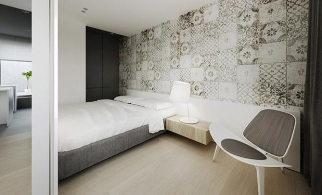 Top Wallpaper Idea For White Bedroom