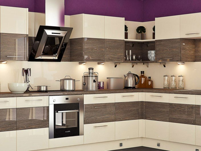 Wonderful Simple Modern Home Kitchen Interior