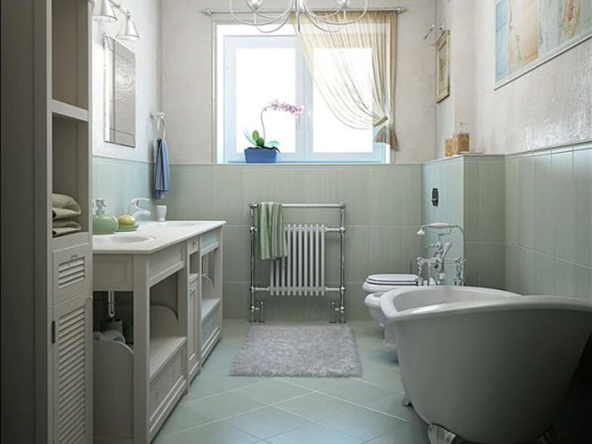 2014 Bathroom Design Trends