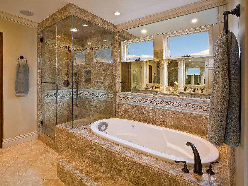 Bathroom Interior For Modern House Design