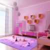 Beautiful Bedroom Design With Pink Color