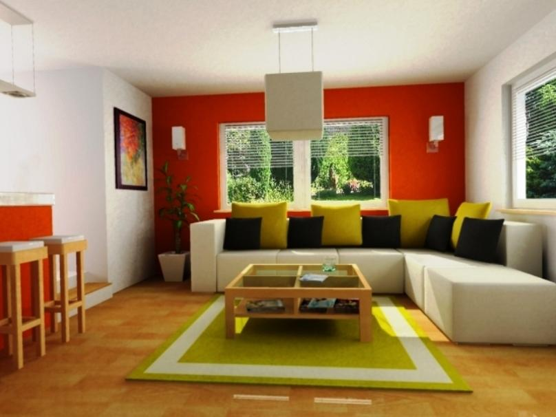 Beautiful Color Combination For Living Room Interior