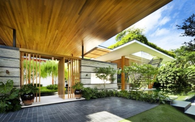 Beautiful Garden Layout For Home Decor