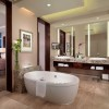 Beautiful Nice Bathroom Interior Decoration Layout