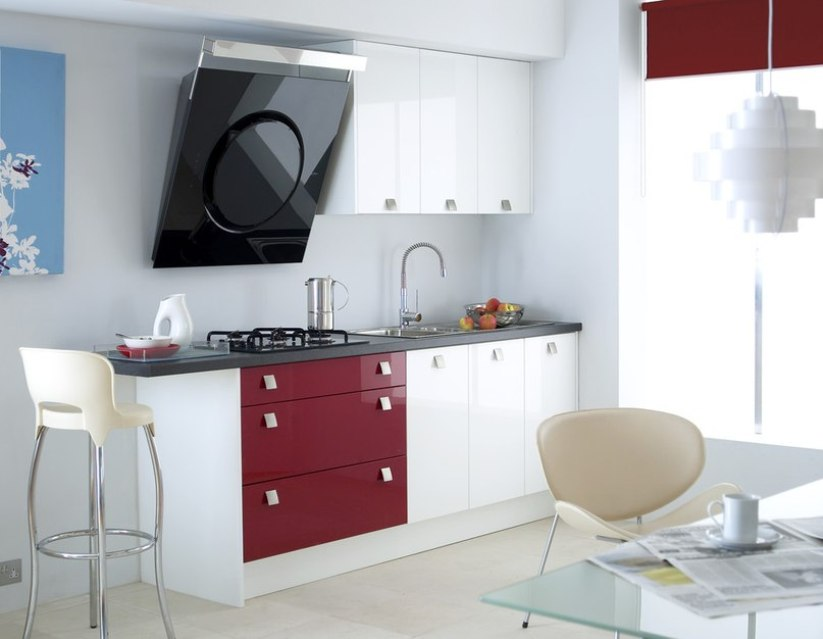 Color Combination Idea For Home Kitchen