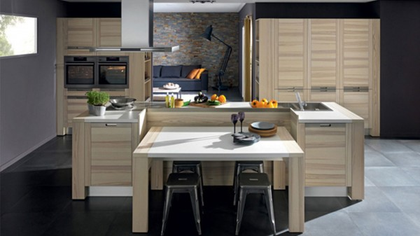 Contemporary Kitchen Set Design Model 2014