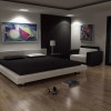 Delightful Minimalist Bedroom Interior Design Model