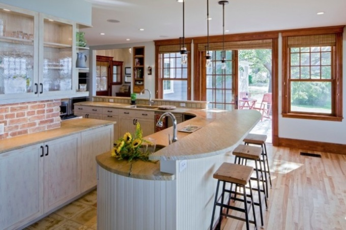 Elegant Kitchen Design Idea For Home