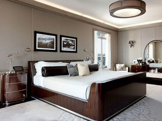 Elegant Minimalist Bedroom Interior Design Idea 2020 Ideas