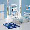 Light Blue Color For Girl Bedroom