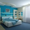 Light Blue Paint For Bedroom Interior
