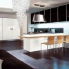 Minimalist Home Kitchen Interior Design Photo