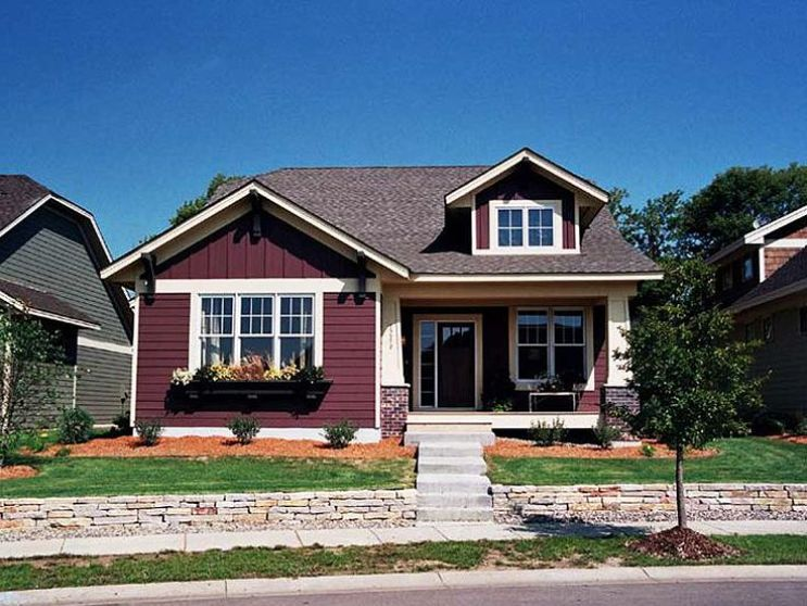 Cozy minimalist small house design idea 4 home ideas for Cozy cottage home designs