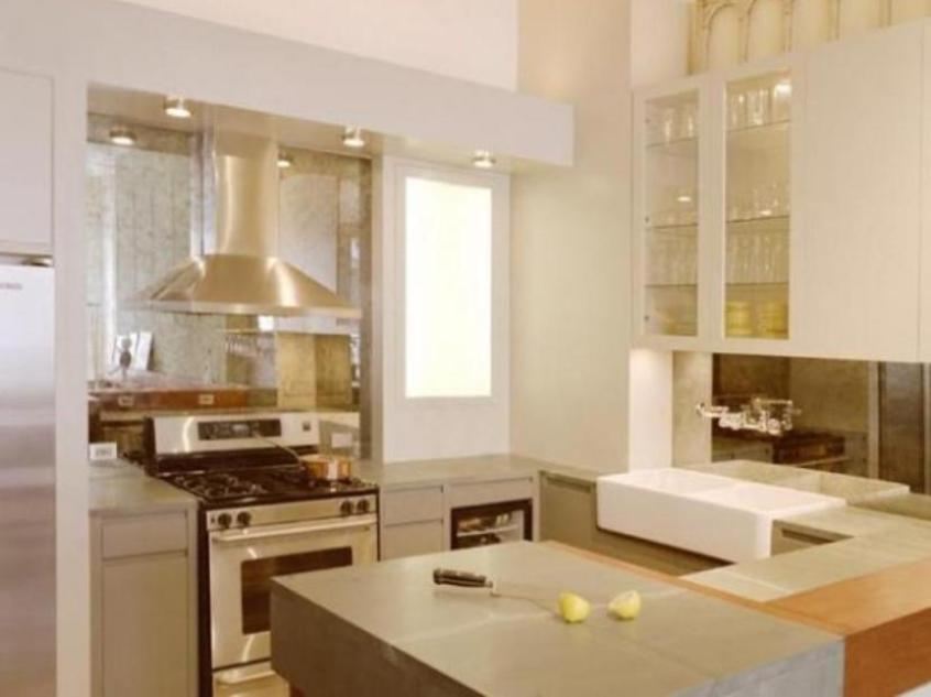Simple Kitchen Design Idea For Minimalist Home