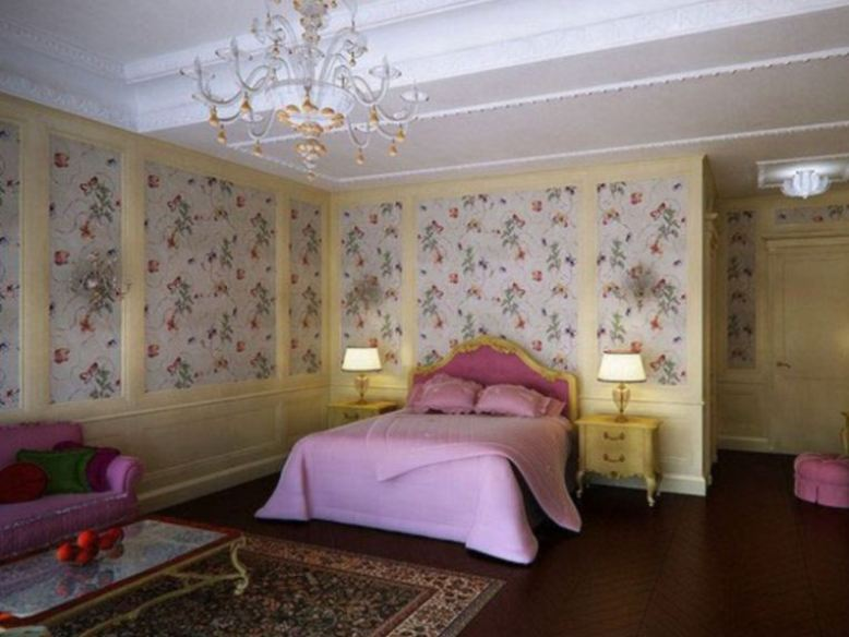 2014 Classic Bedroom Design Trends