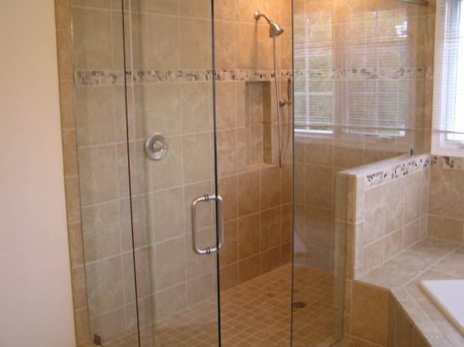 Bathroom Shower Room Layout Design