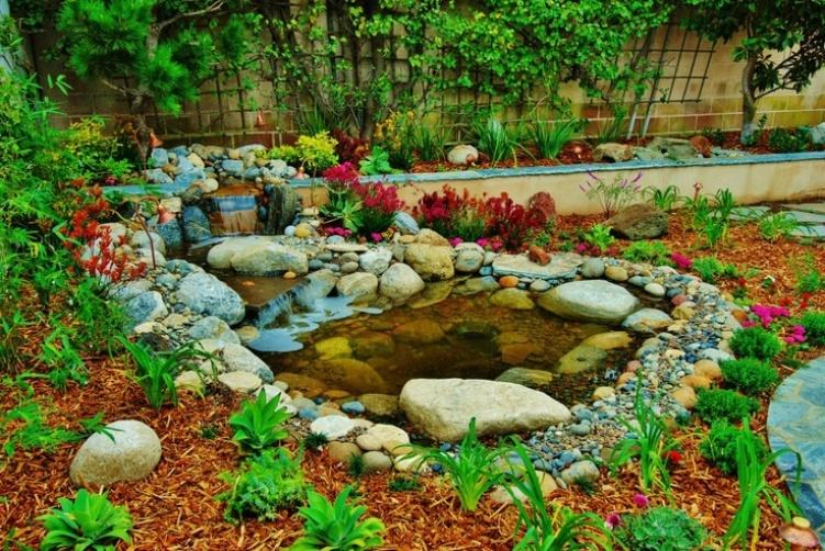 Beautiful Garden To Make Home Look Beautiful