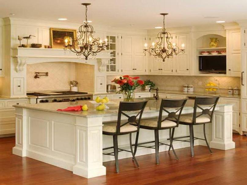 Color Choice Ideas To Make Kitchen Beautiful