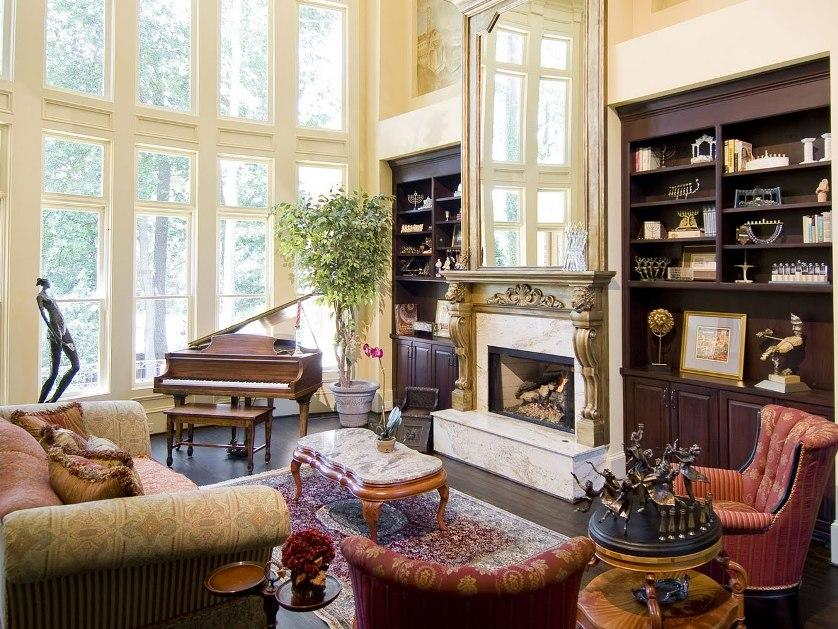 Cozy Family Room Furniture Design Tips