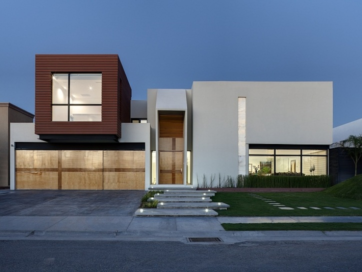Facade Idea For Minimalist Home Decor