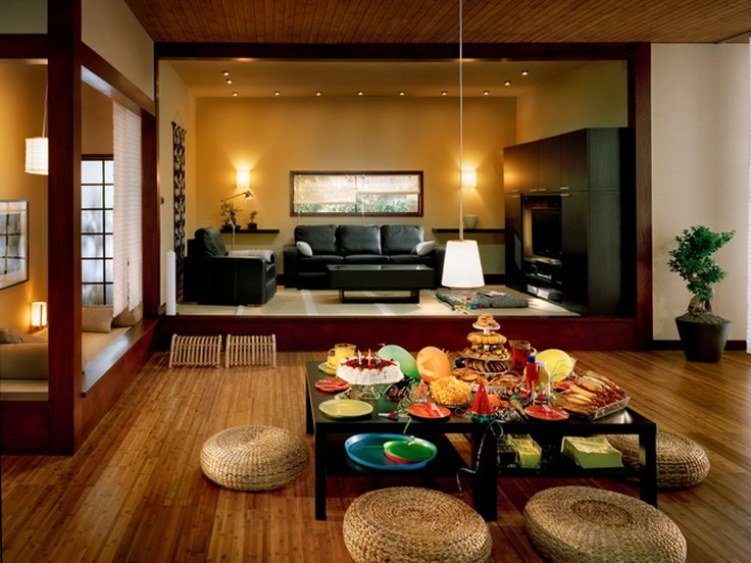 Oriental Design For Exotic Home Interior | 4 Home Ideas