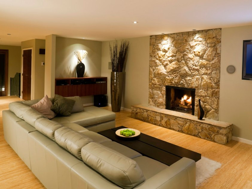 Furniture Design To Make Family Room Cozy