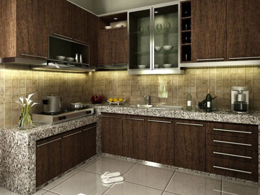 Home Kitchen Ceramic Photo Gallery
