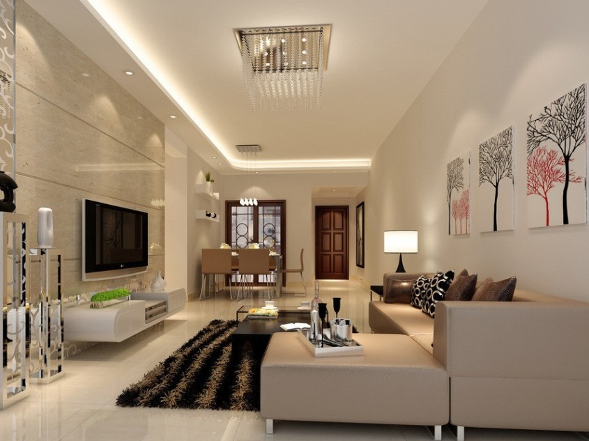 How To Make Living Room Nice Tips - 4 Home Ideas