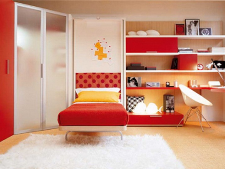 How To Make Small Bedroom Look Colorful