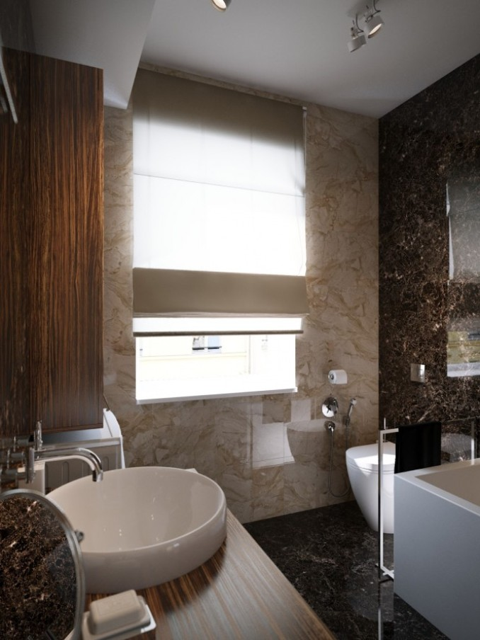 Luxury Tile To Make Bathroom Look Elegant