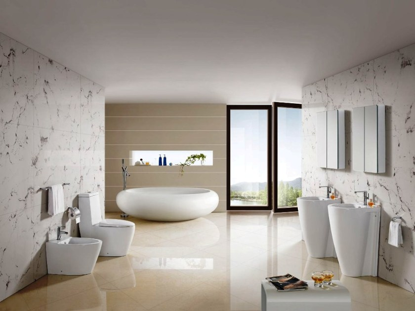 Trend Simple Bathroom Design Model 2014 4 Home Ideas