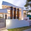 Minimalist Dream House With White Paint