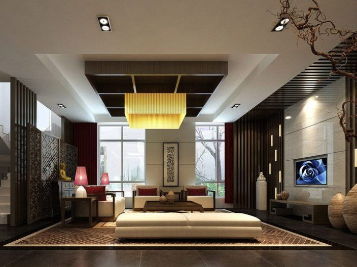 Minimalist Oriental Design For House Trends Part 52