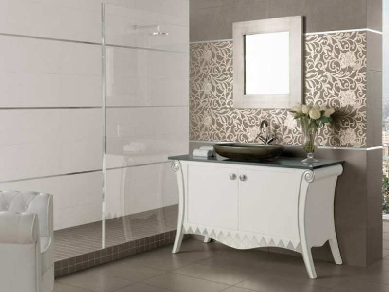 Modern Bathroom Ceramic Design Trends