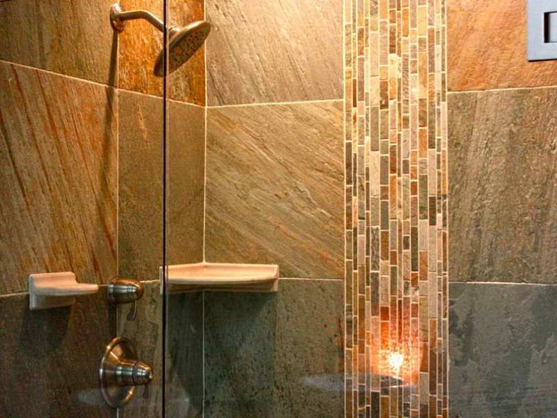 Modern Bathroom Shower Design Trends