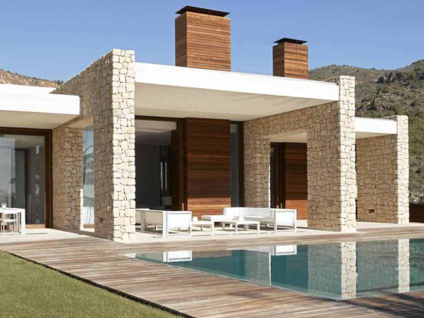 Newest Modern House Designs 2014
