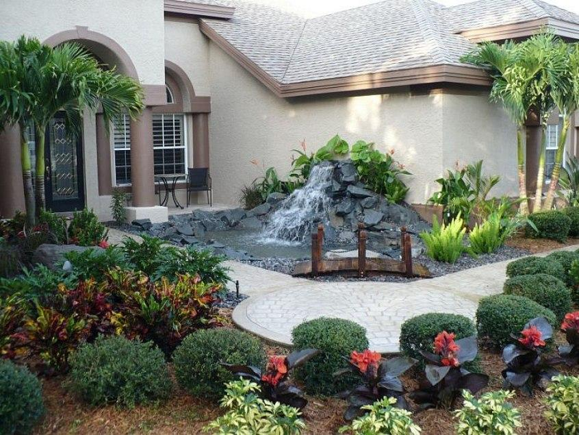 Pond Ideas To Make Home Look Beautiful