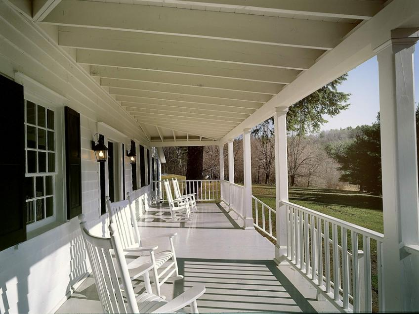Simple Terrace Design For Home Exterior Decor - Get Small House Terrace Design Simple Gif