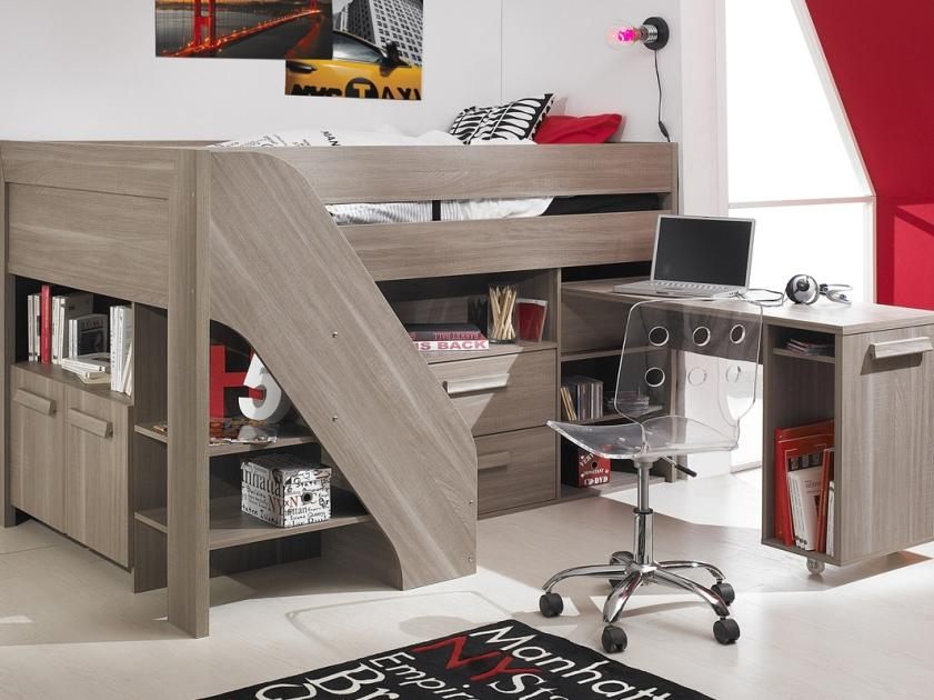 Small And Multifunctional Bedroom Decoration