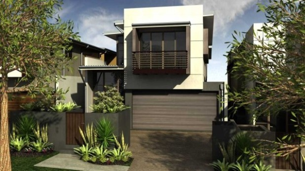 Small Dream House For New Couple