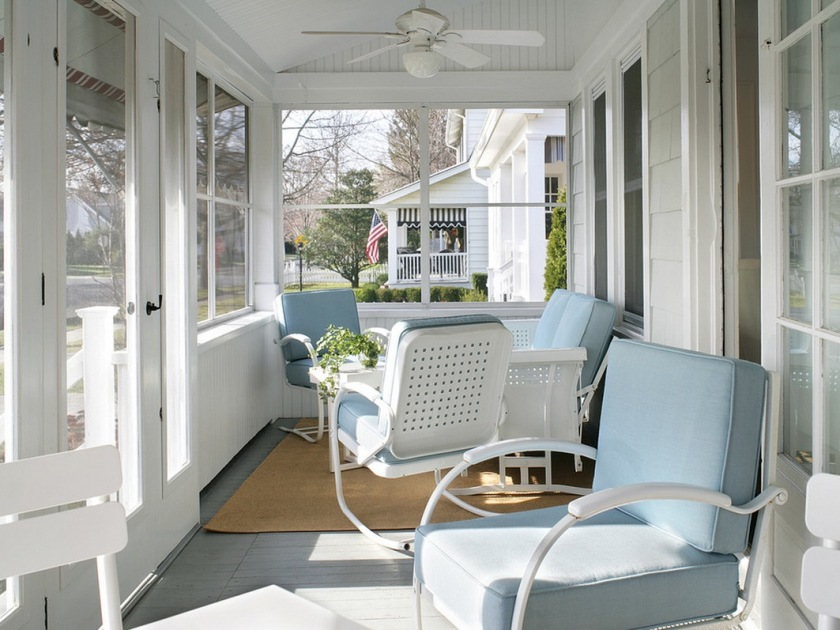Small Home Terrace Design Trends
