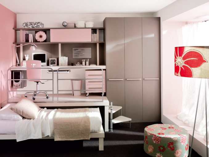 Teenage Bedroom Furniture Design Tips