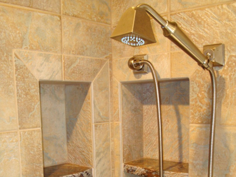 Unique Shower To Complete Your Bathroom