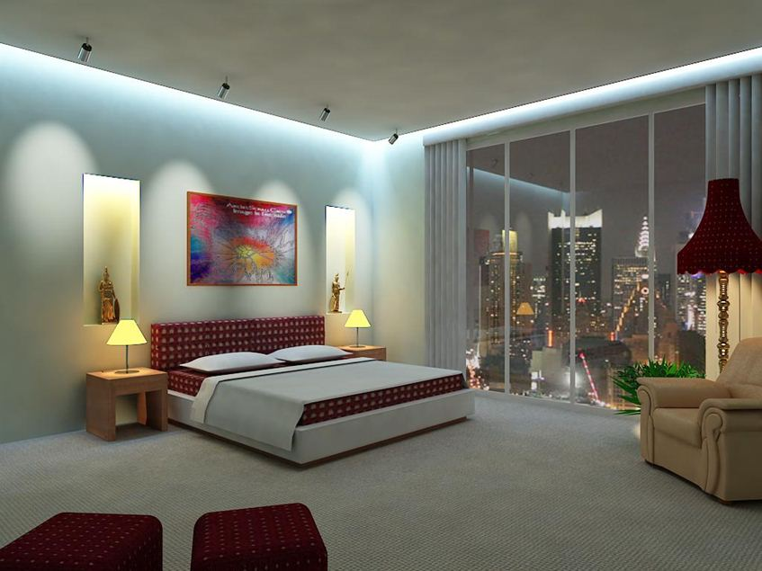 Attractive Bedroom Interior Design Ideas