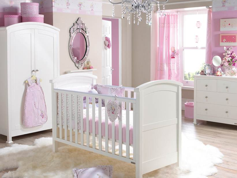 Attractive Theme Ideas For Baby's Bedroom