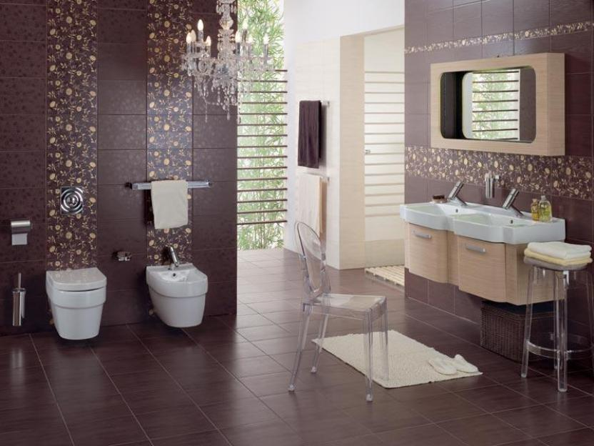 Ceramic Design To Make Bathroom Elegant