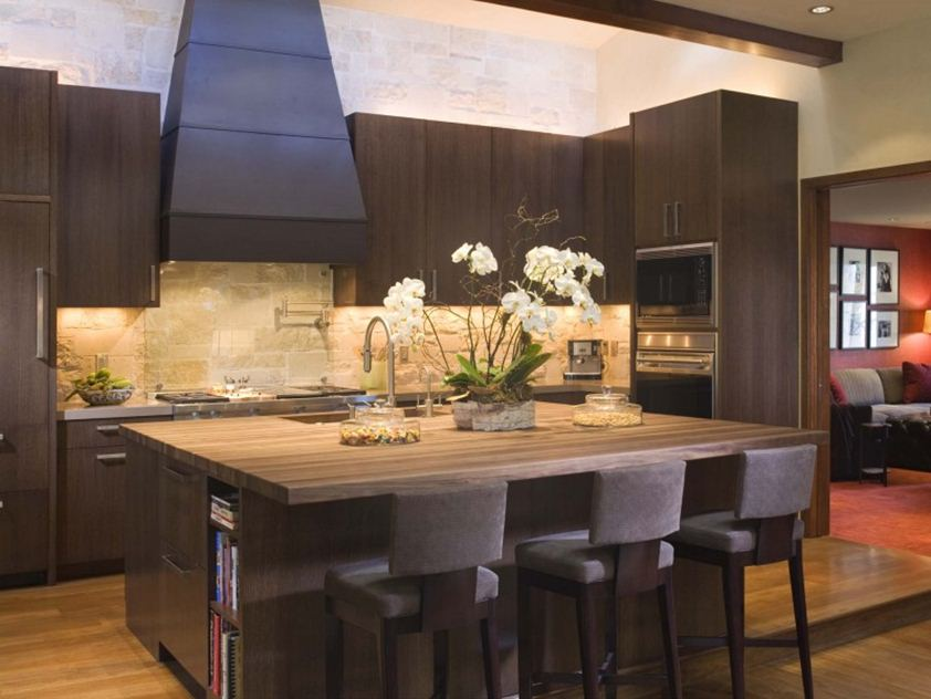 Contemporary Kitchen And Dining Room Design