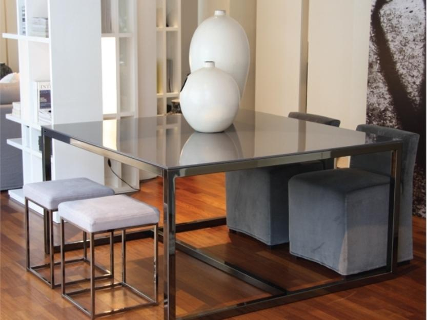 Elegant Table Design For Dining Room