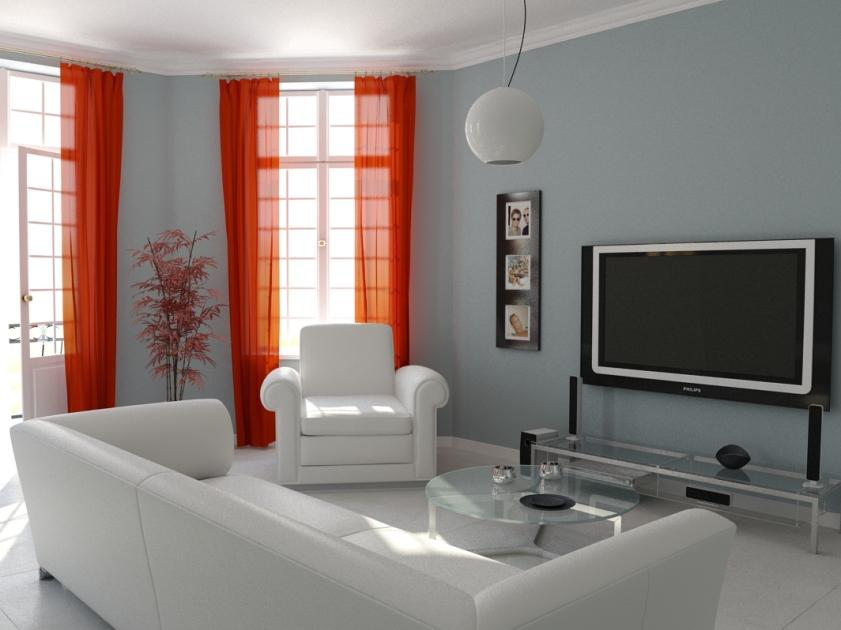 Furniture idea to beautify living room interior 4 home ideas for Minimalist house tips